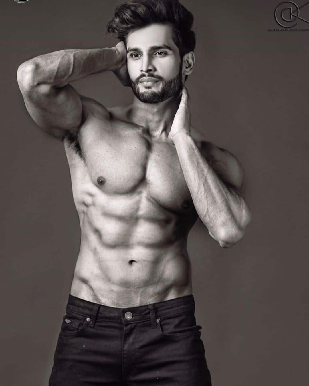 Rohit Khandelwal Indian Model