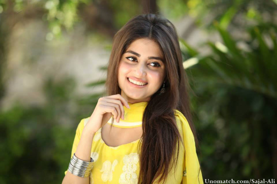 Sajal Ali Pakistani Actress