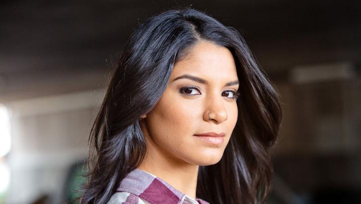 Shakira Barrera American Actress