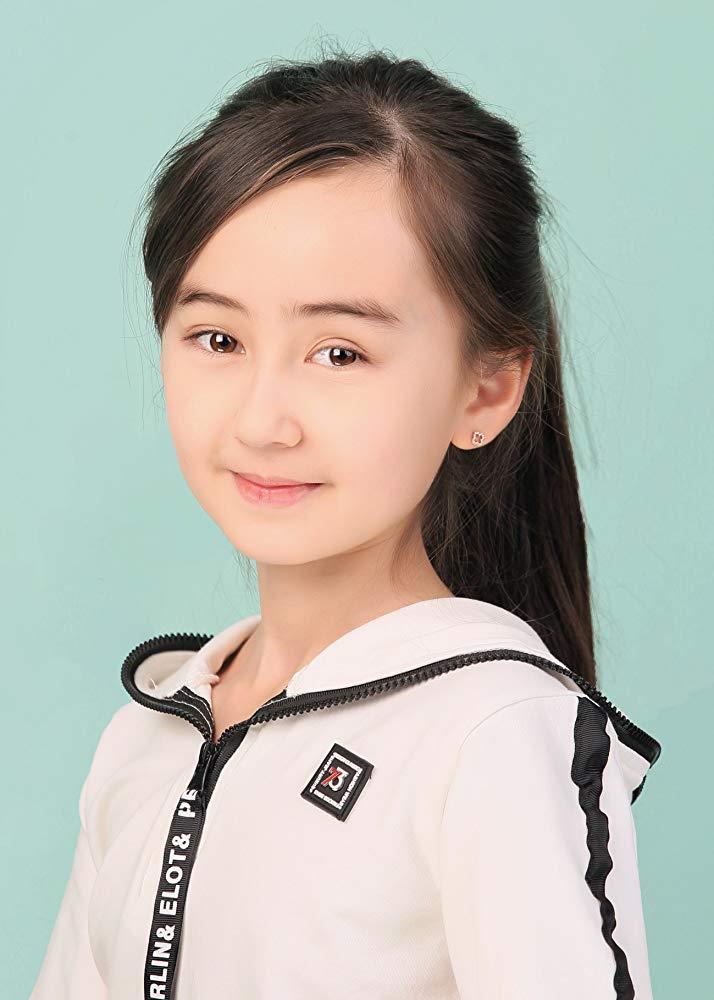 Shuya Sophia Cai Chinese Actress