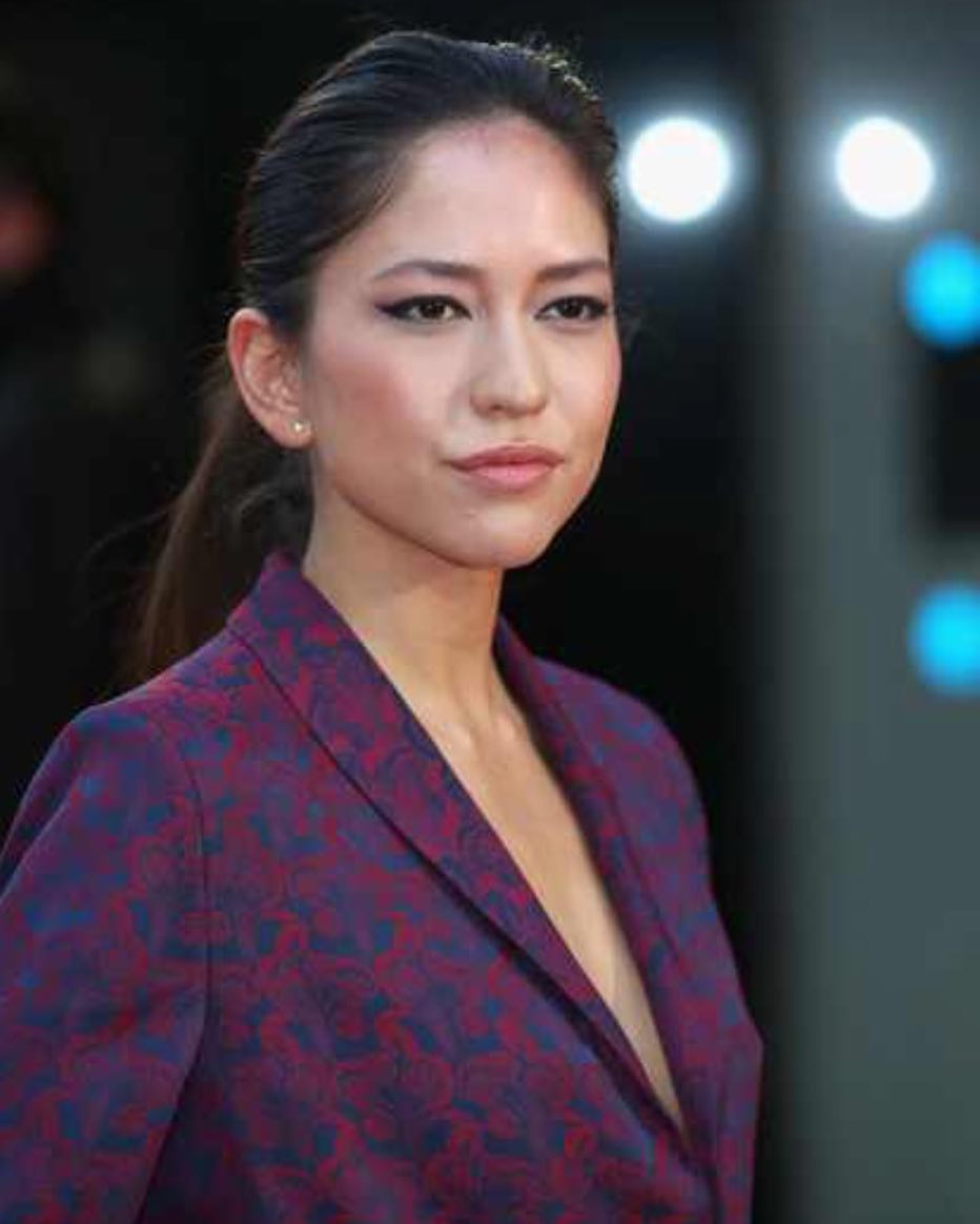Sonoya Mizuno Japanese-British Actress