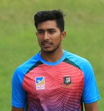 Soumya Sarkar Cricketer (Batsman)