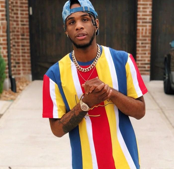 Trey Traylor rapper