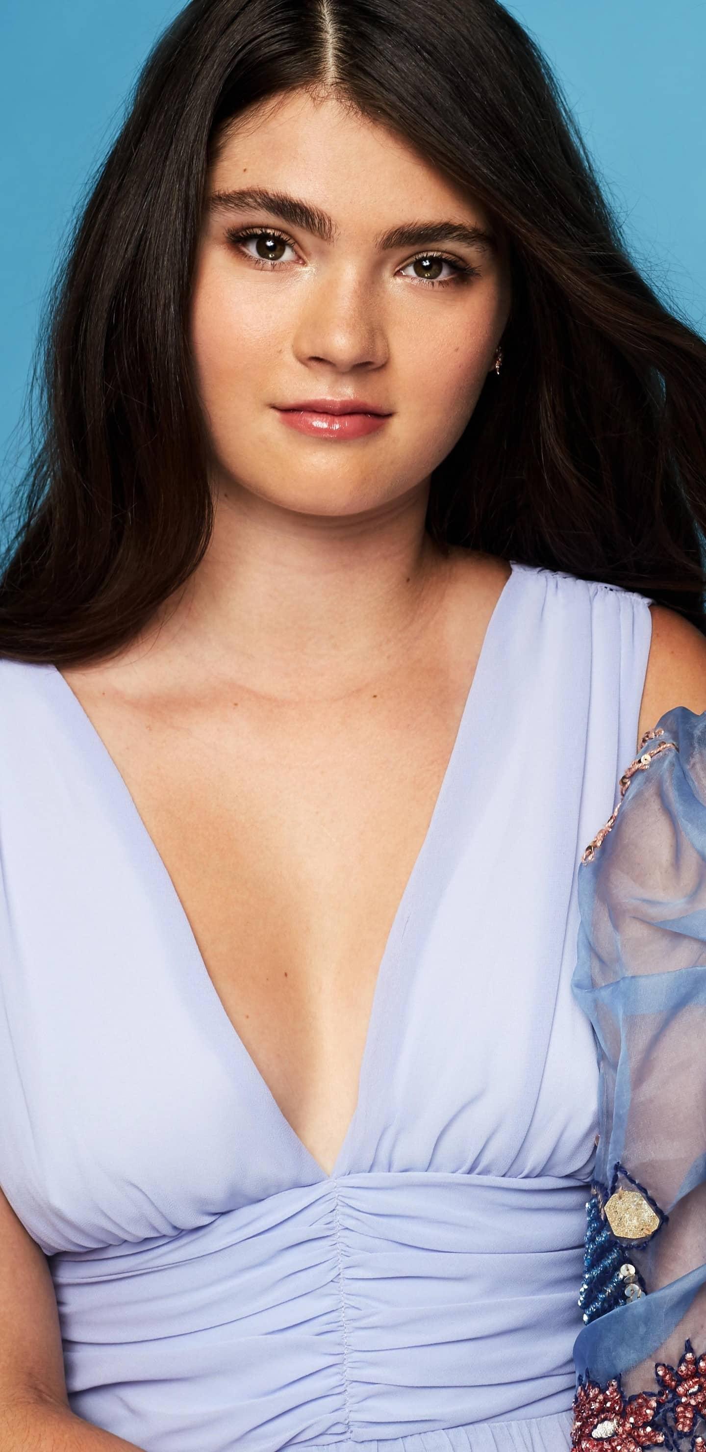 Violet Brinson American Actress