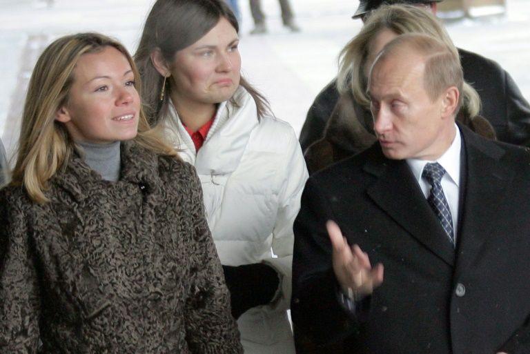 Vladimir Putins daughter Mariya Putina