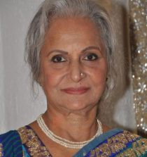 Waheeda Rehman Indian Actress