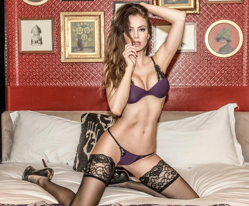Yuliya Lasmovich Russian Model