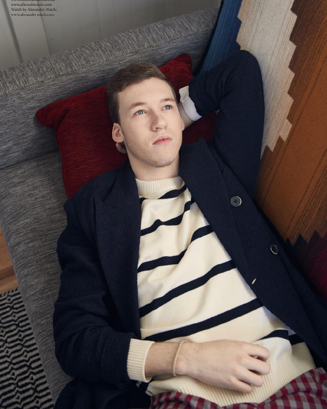 devin druid photoshoot