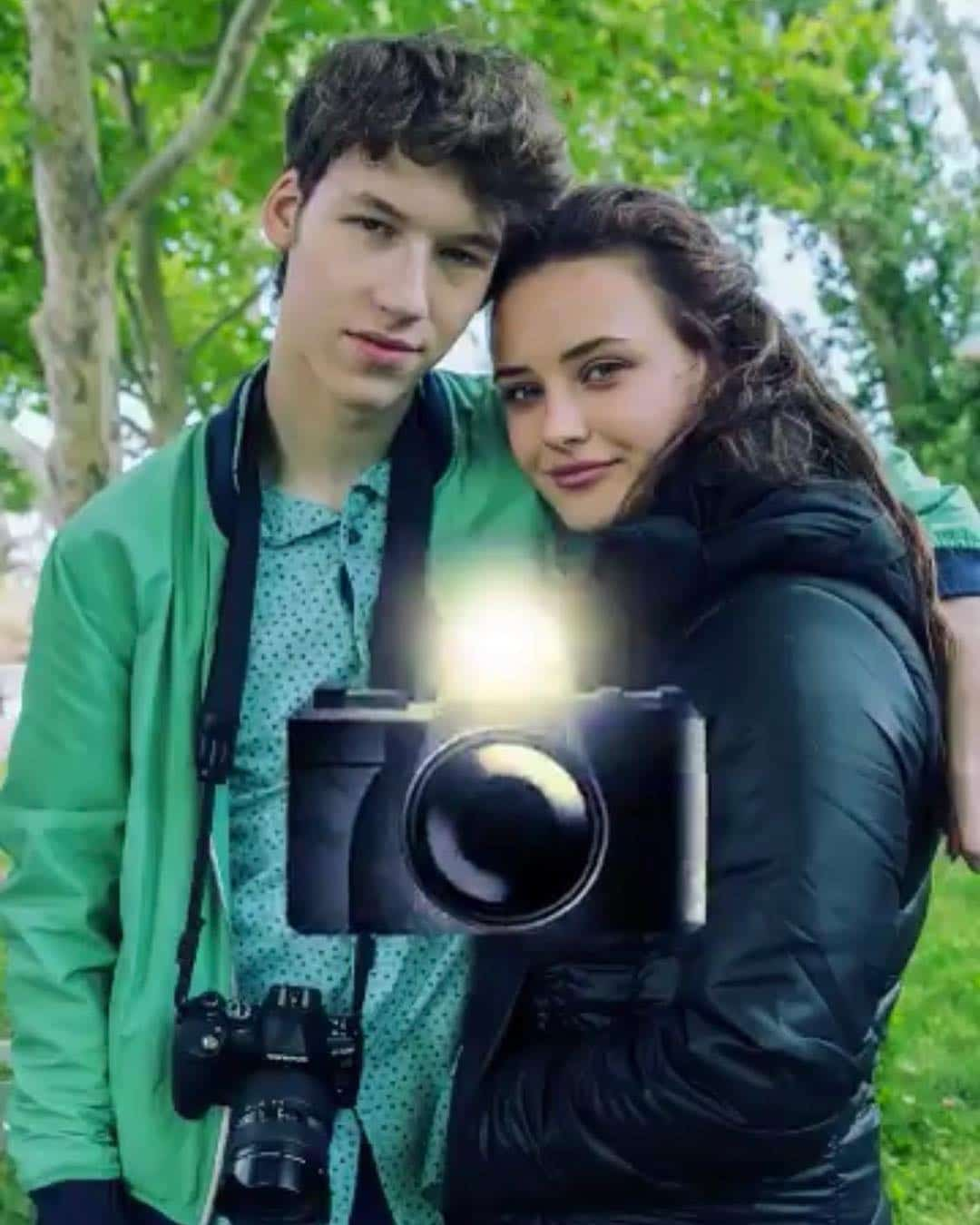 devin druid with hannah baker
