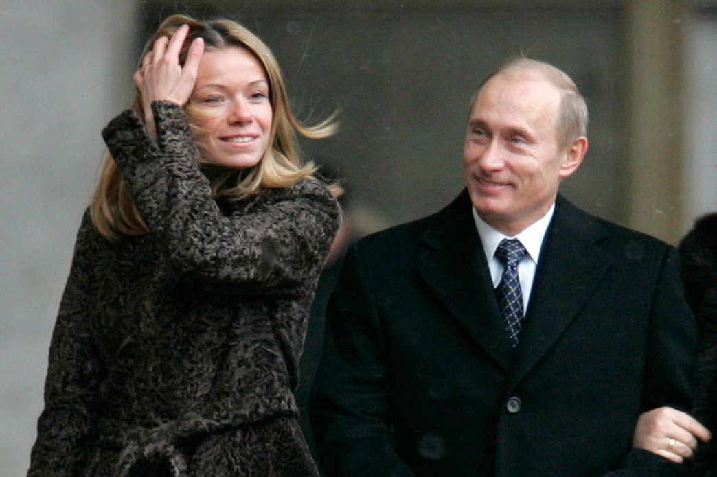 Mariya Putina Russian Famous Personality