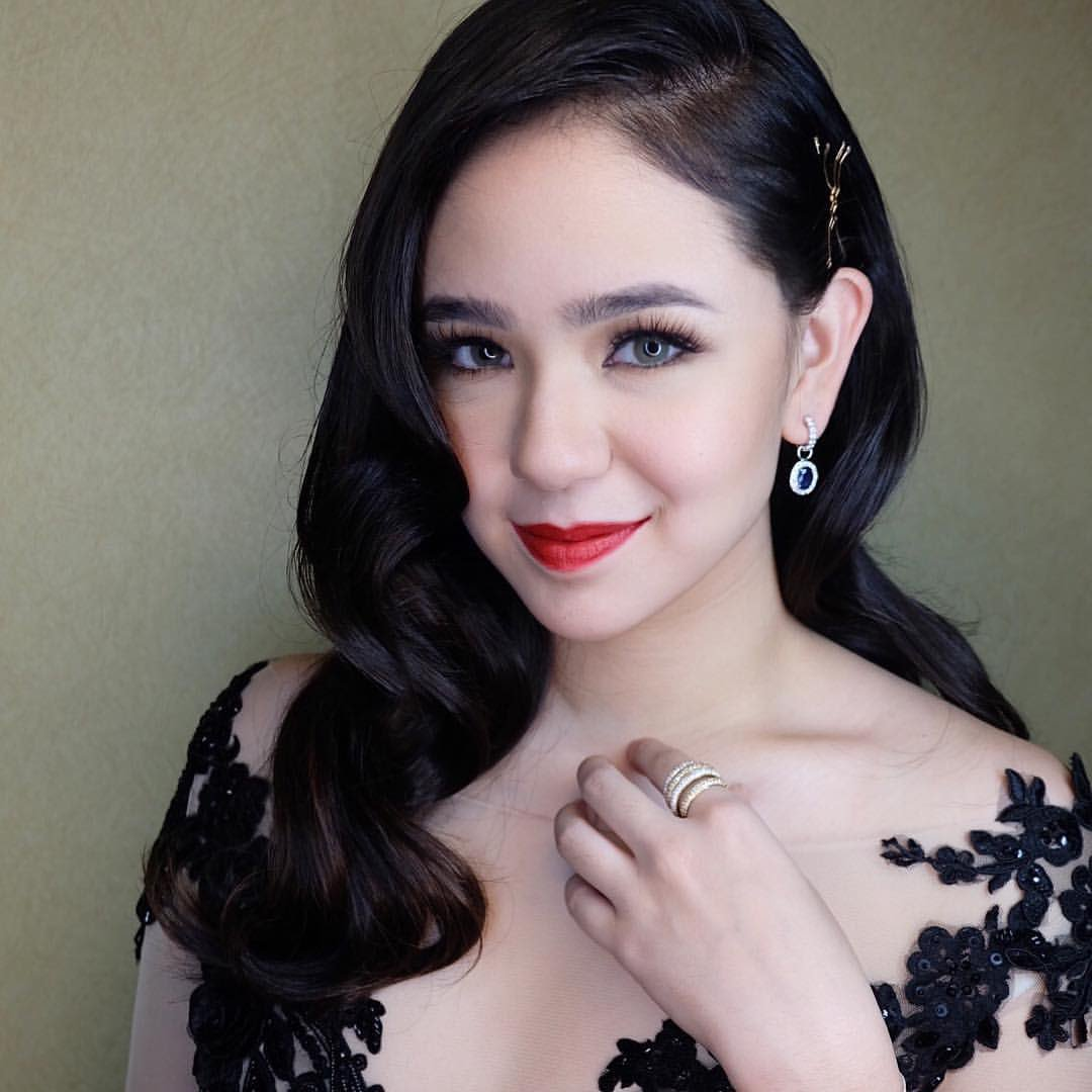 Mikee Quintos Filipino Actress
