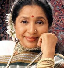 Asha Bhosle Indian playback singer, Vocalist