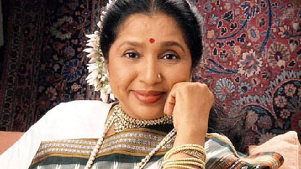 Asha Bhosle Indian Indian playback singer, Vocalist