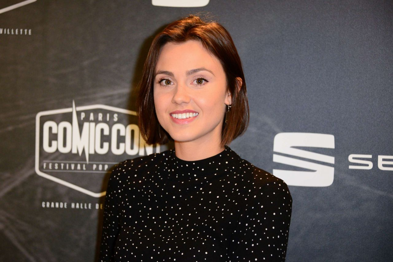 Poppy Drayton (born 1991)