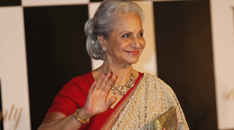 waheeda rehman weight