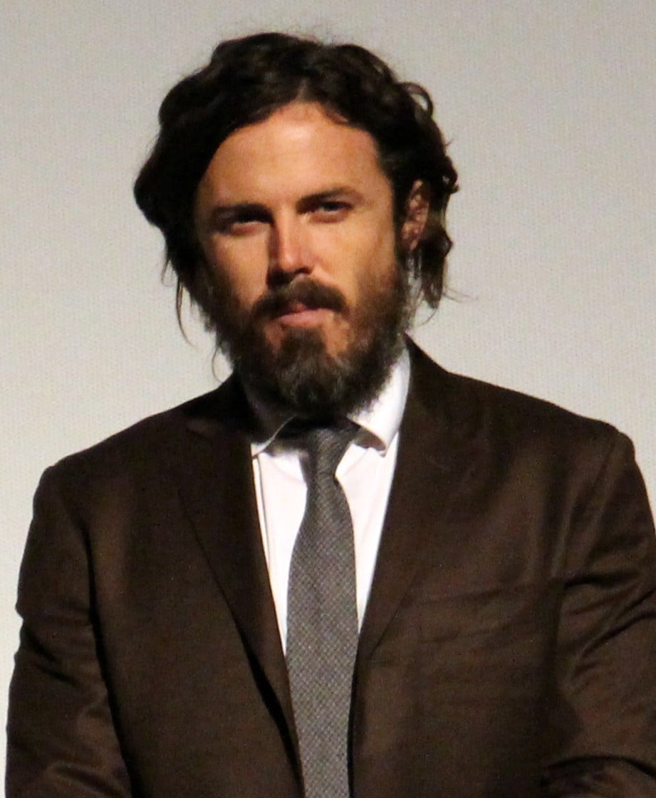Casey Affleck American Actor and Film Maker
