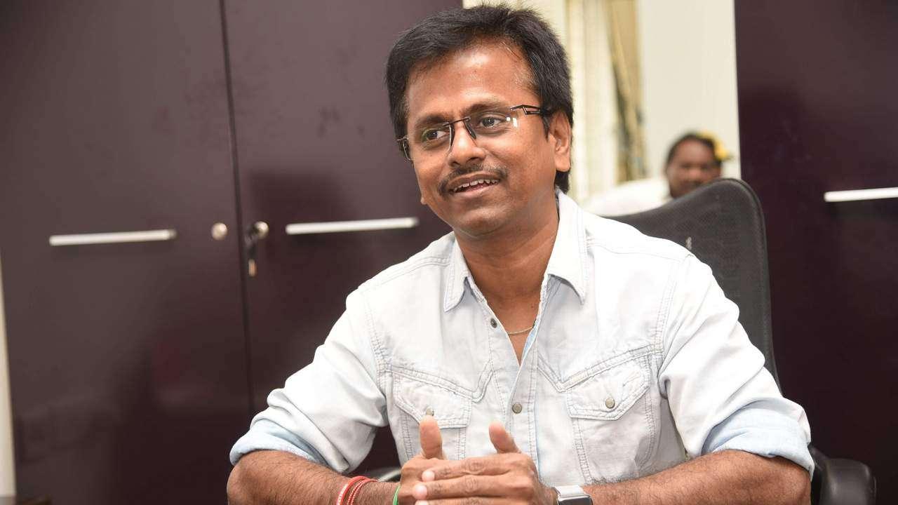 AR Murugadoss Indian Director, Producer, Screenwriter