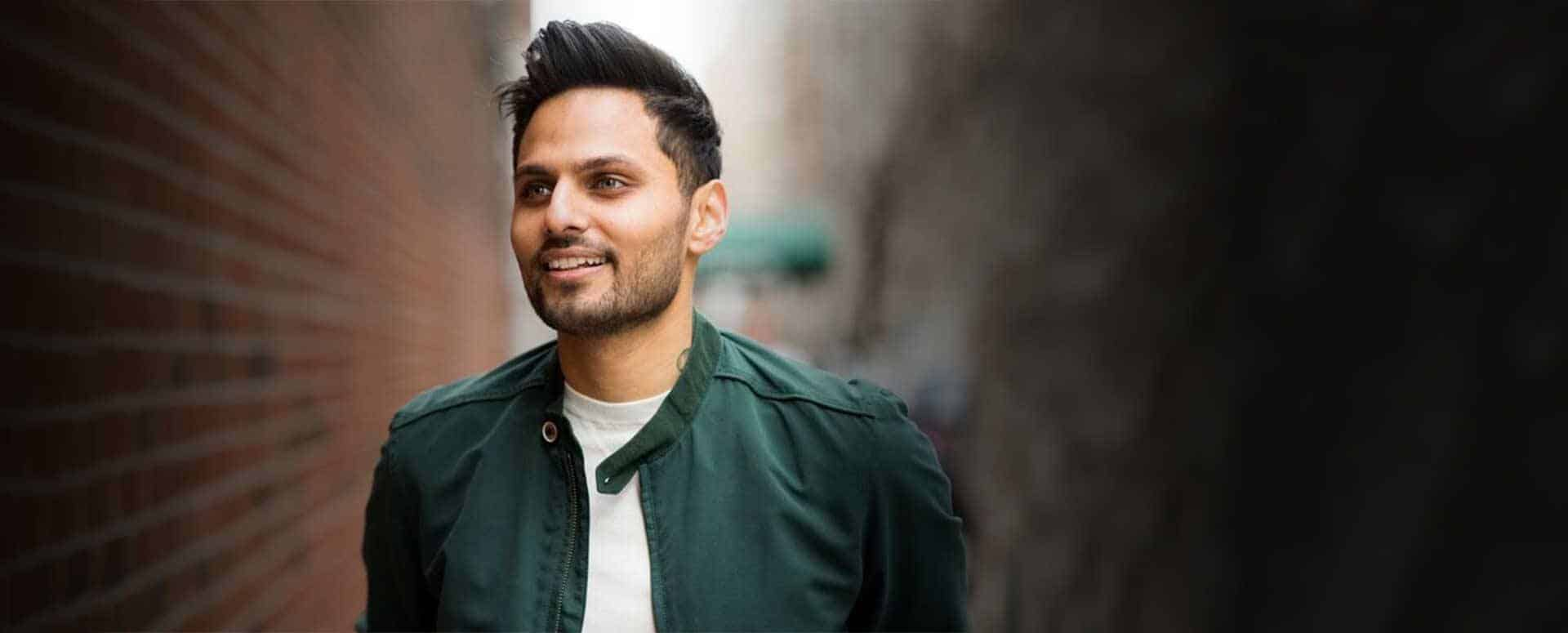 Jay Shetty British Vlogger, Motivational Speaker