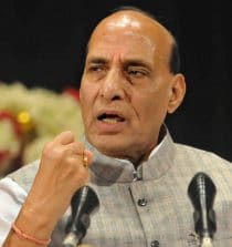 Rajnath Singh Politician