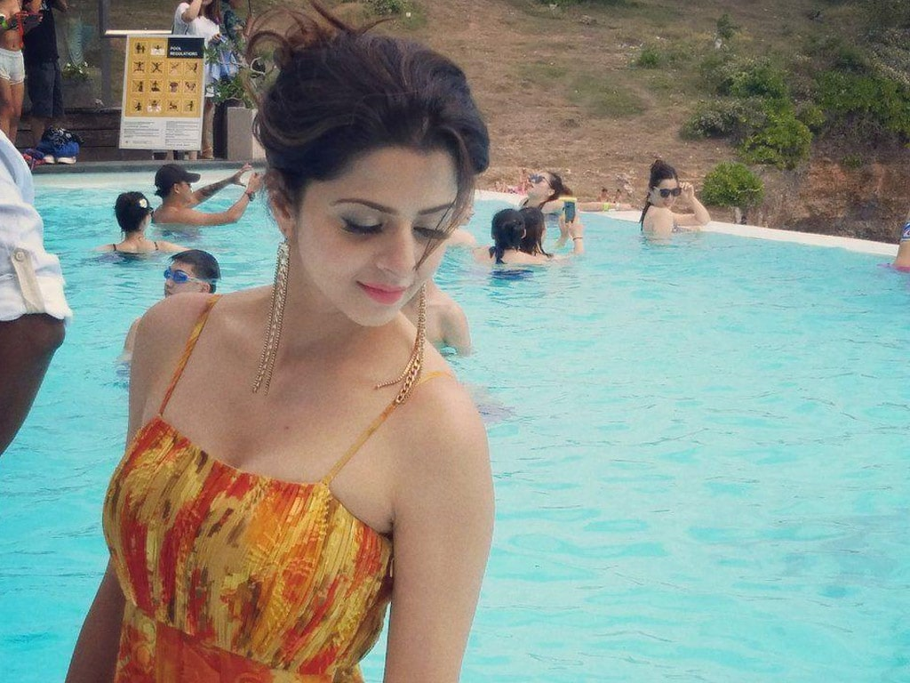 Vedhika Indian Actress, Model