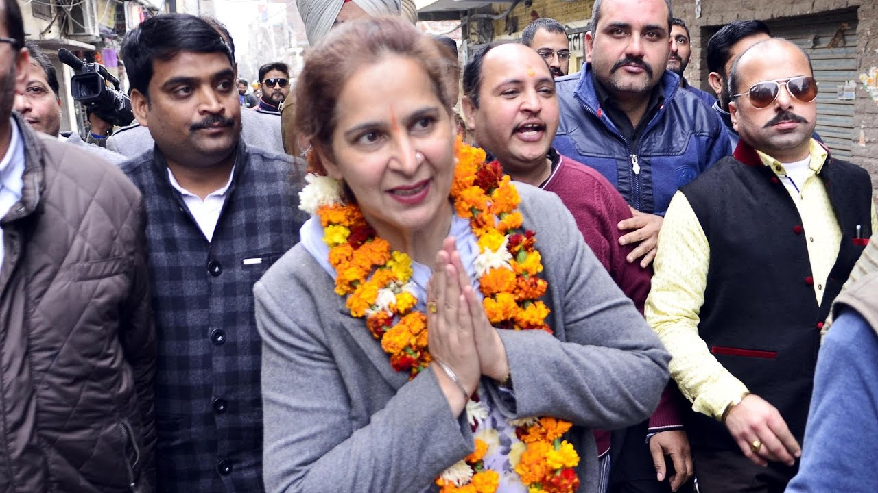 Navjot Kaur Sidhu Indian Cricketer, Politician, Commentator