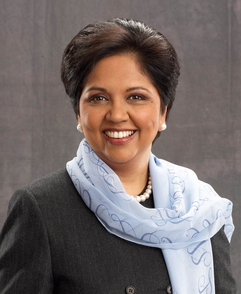 Indra Nooyi Indian-American Business Executive, Board Member, Amazon