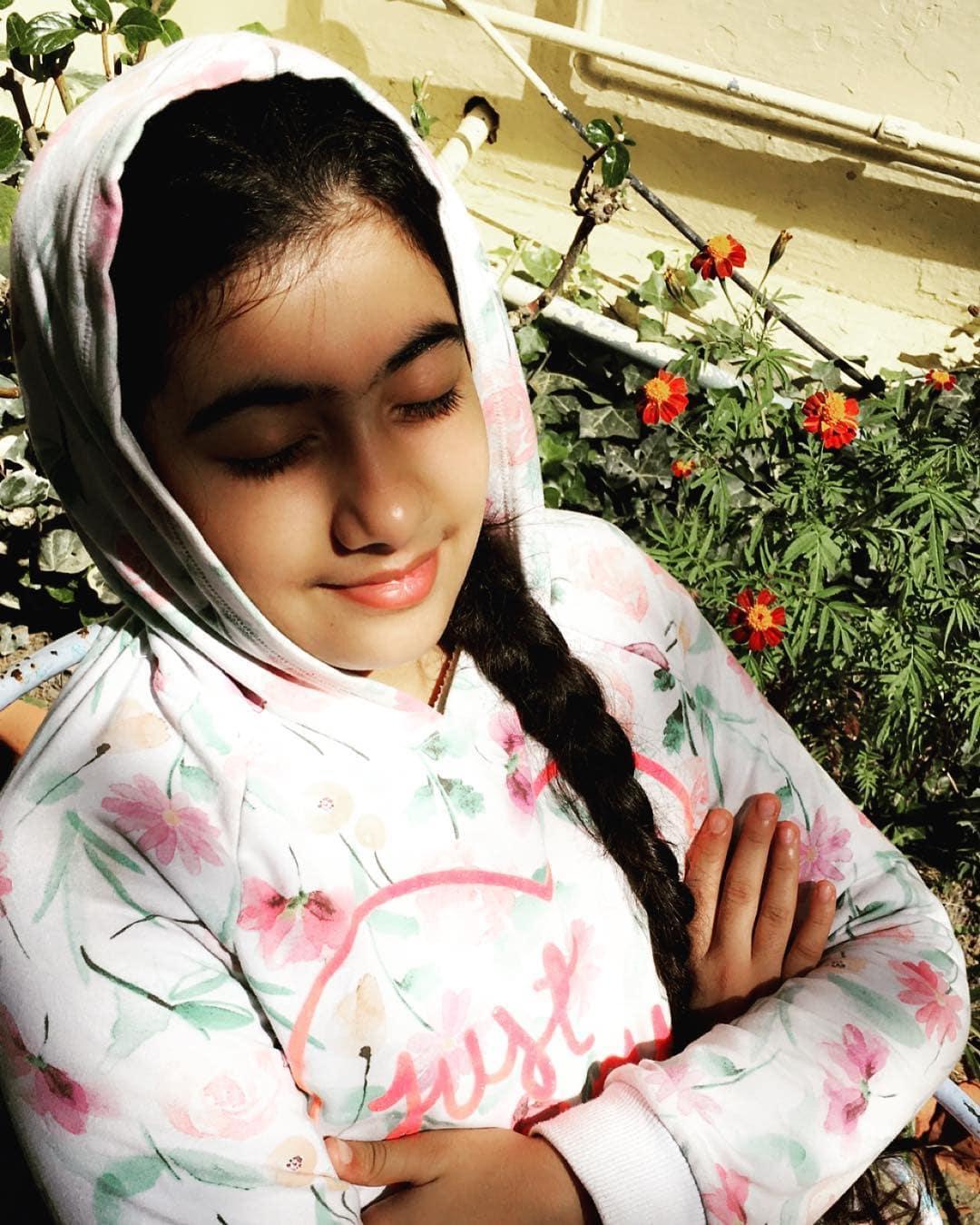 Ruhana Khanna Indian Child Actress