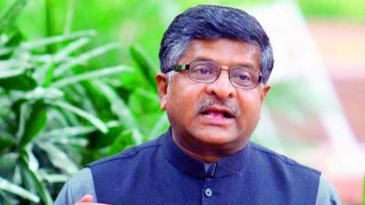 Ravi Shankar Prasad  Indian Politician, Lawyer