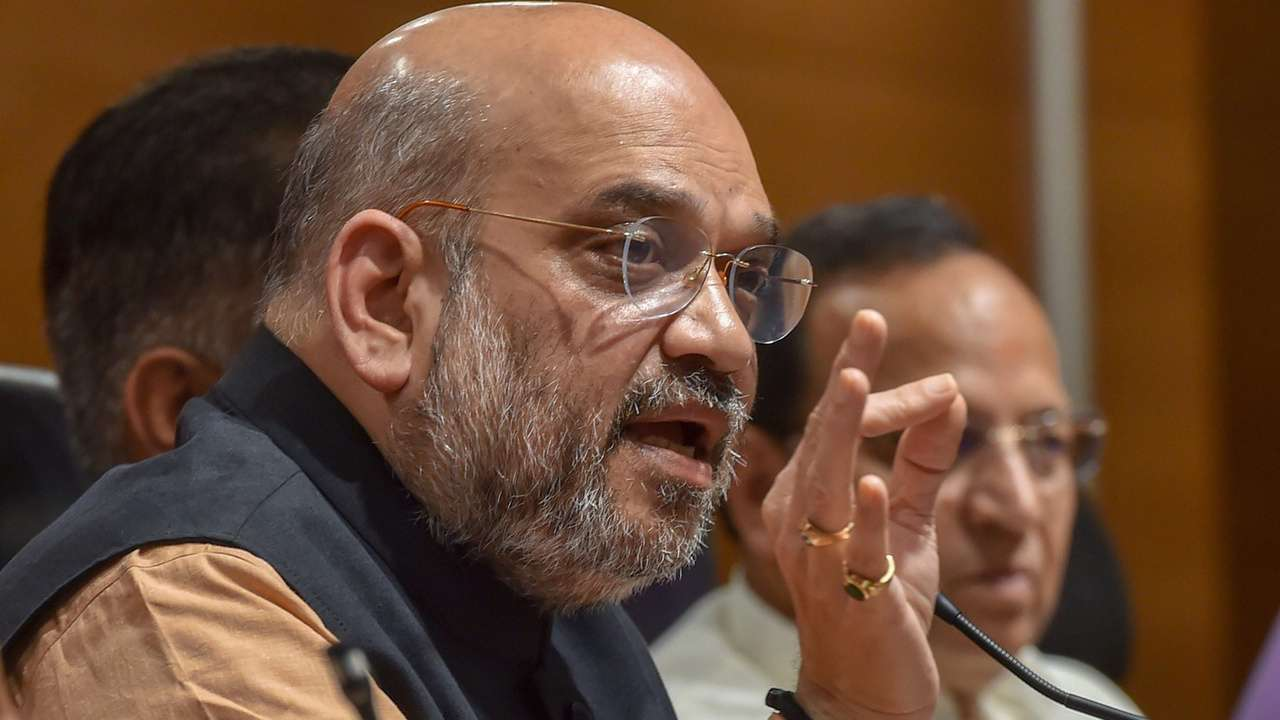 Amit Shah   Indian Politician