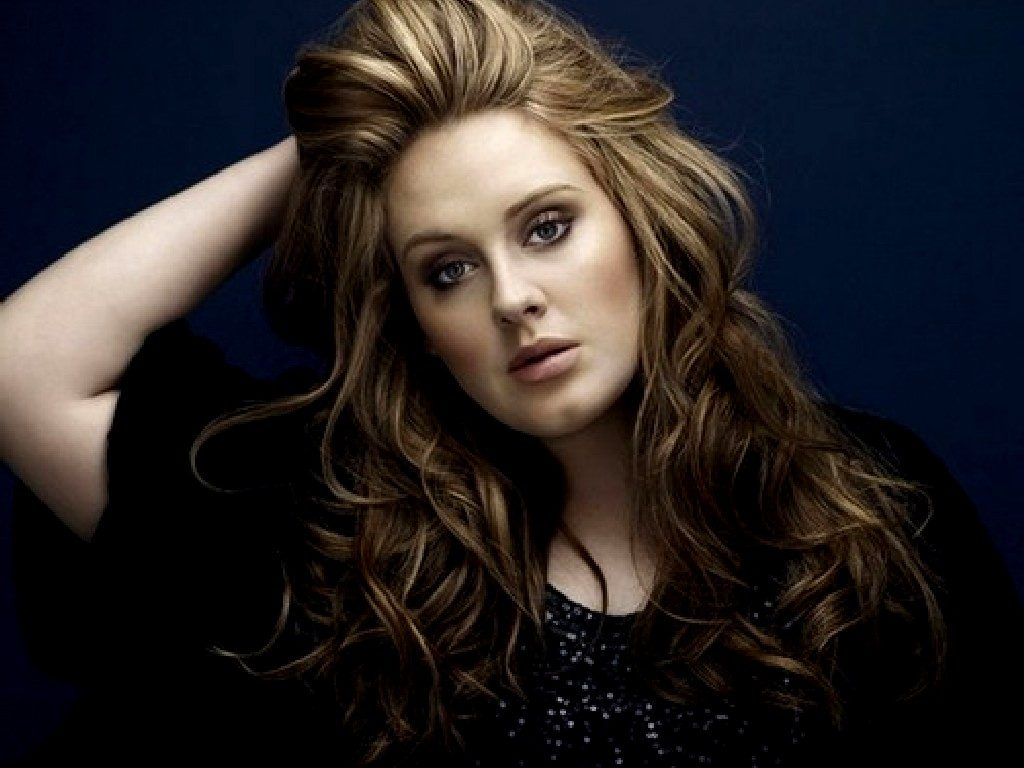Adele America Music HD 1024x768