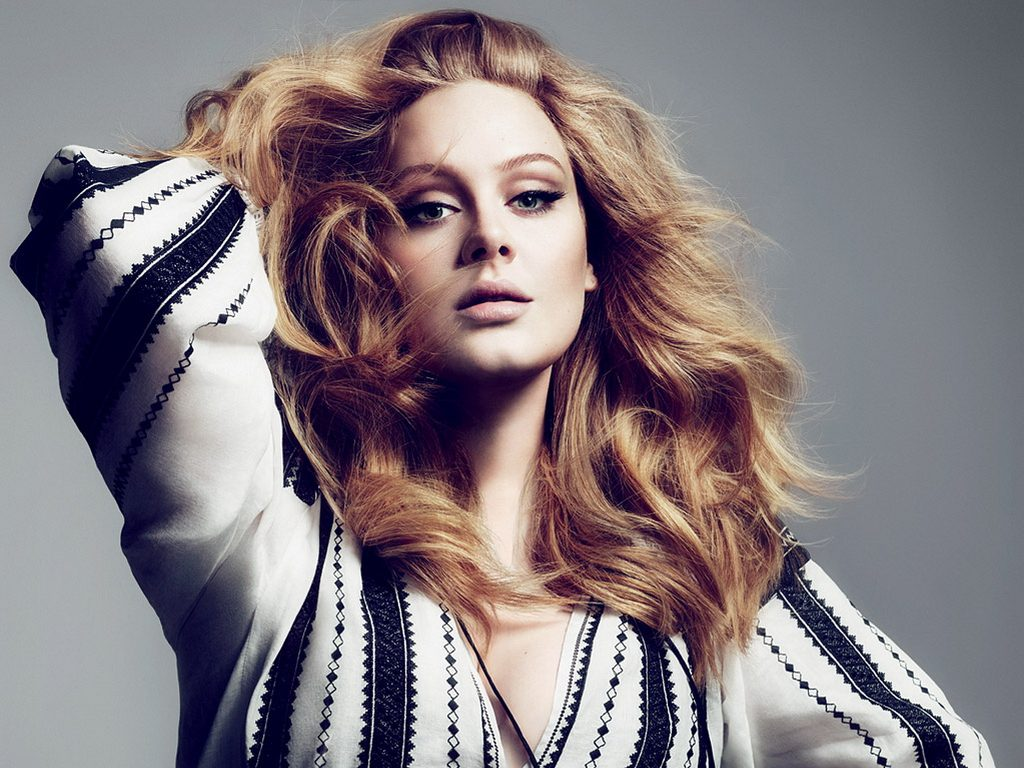 Adele Wallpaper HD 342423 1024x768