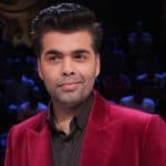 Karan Johar Indian Director, Producer, Writer and TV Host