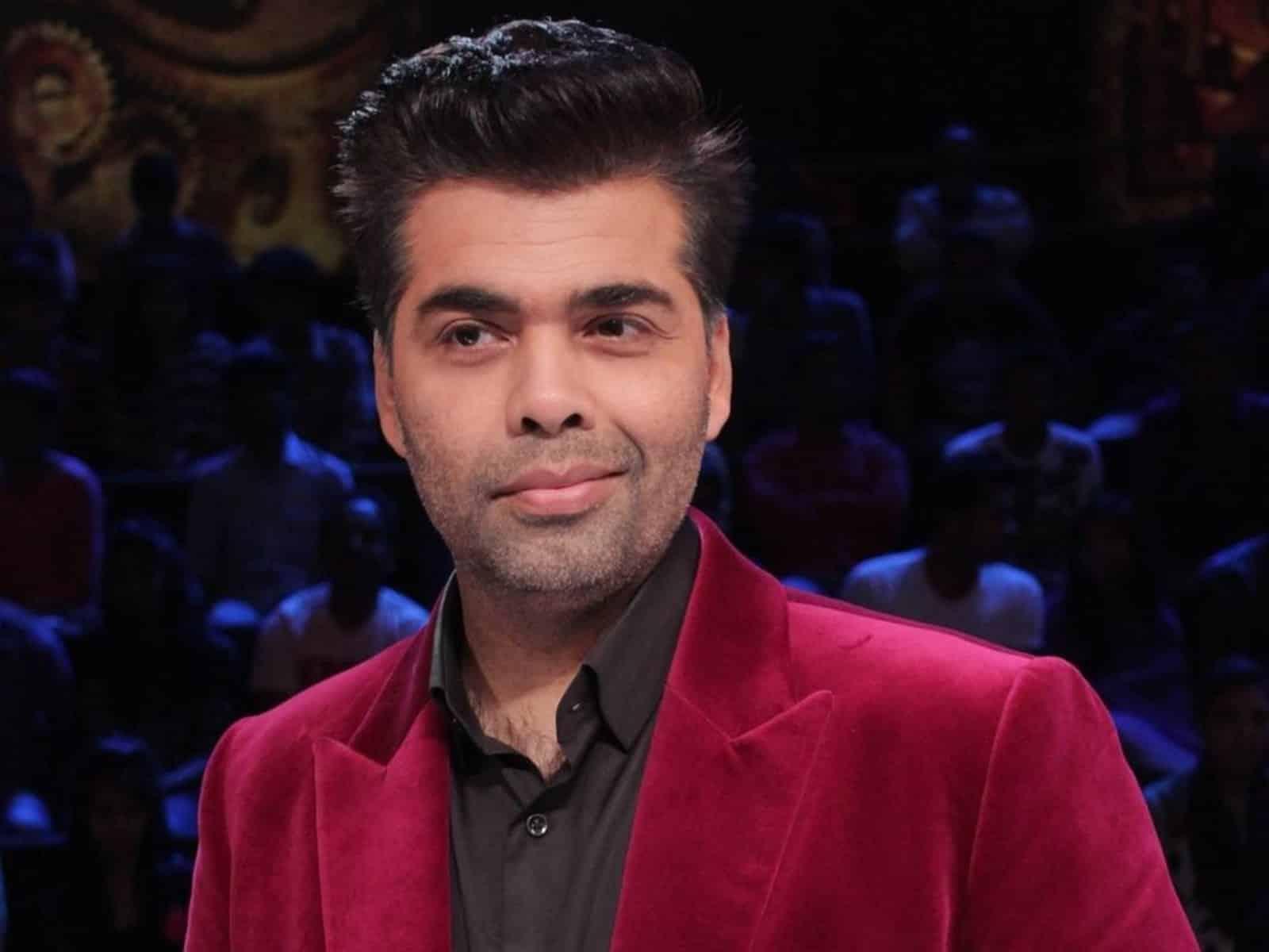 Karan Johar Indian Director, Producer, Writer and TV Host