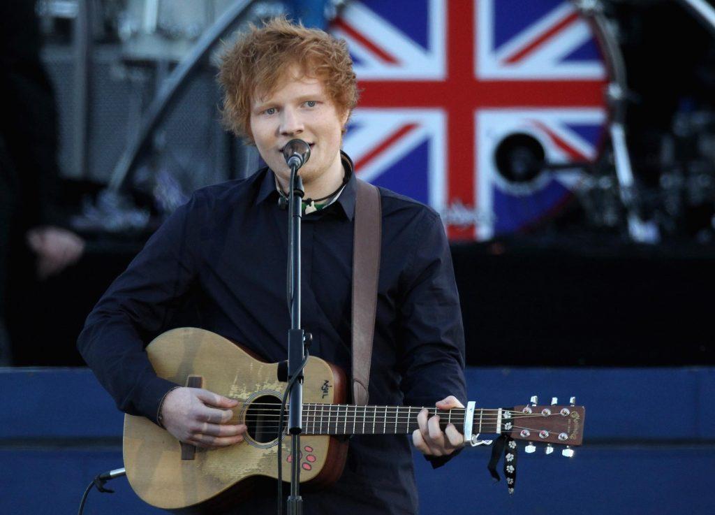 Ed Sheeran Computer Wallpaper 1024x737