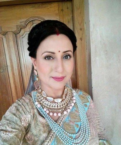 Kishori Shahane Indian Actress, Dancer, Producer