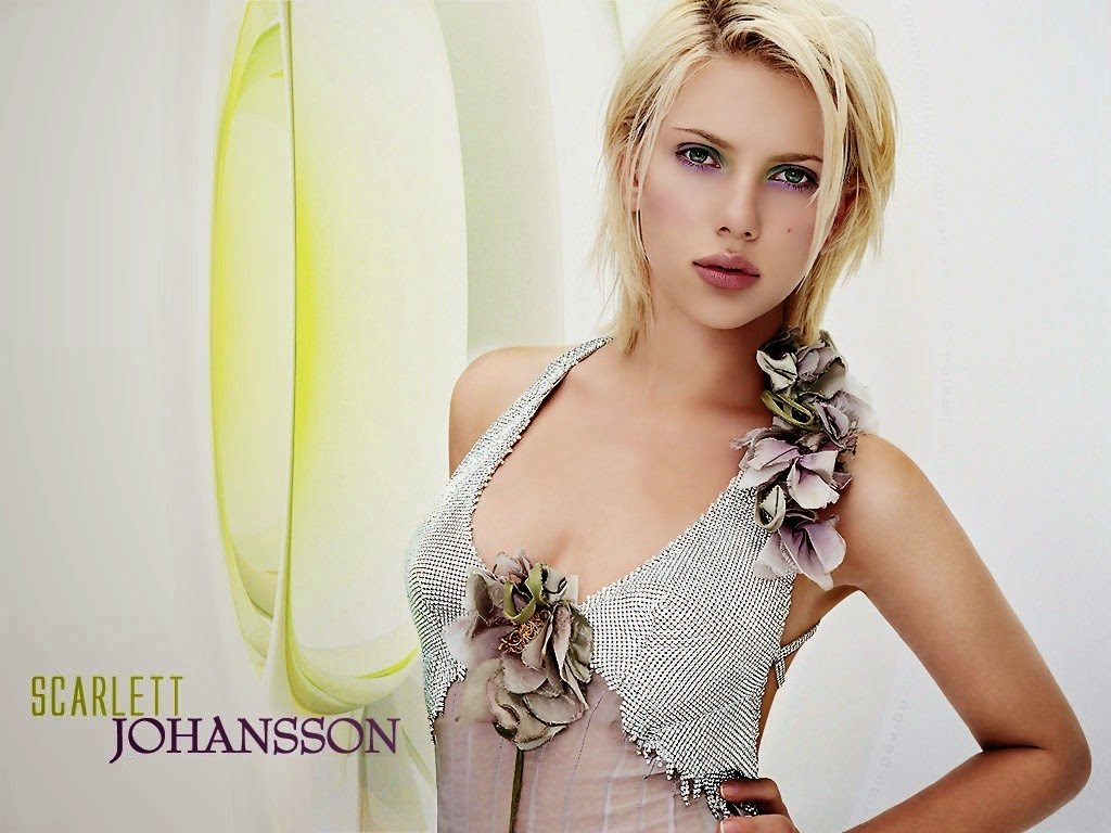 Scarlett Johansson Wallpapers 1 1024x768