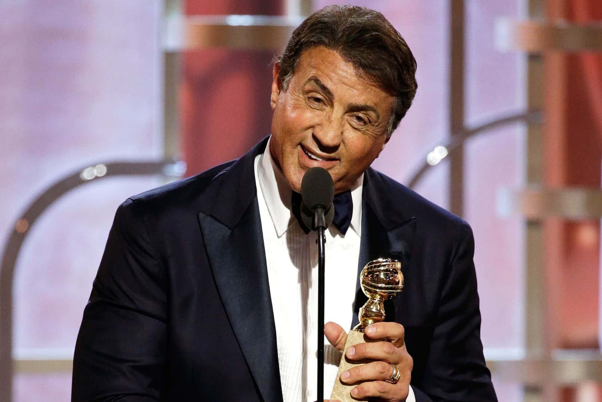 Sylvester Stallone American Actor, Director, Screenwriter, and Producer