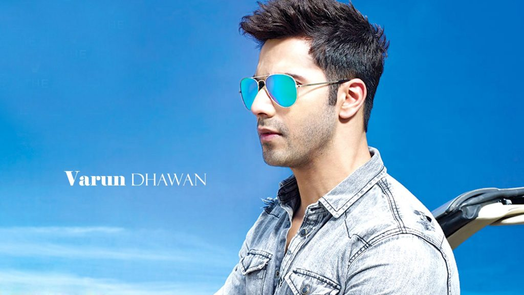 Varun Dhawan HD Wallpaper 1024x576