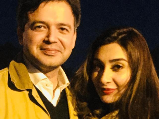 aisha khan and mojor uqbah marriage