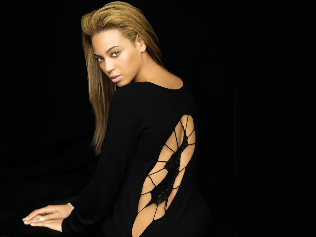 beyonce knowles black normal 1024x768