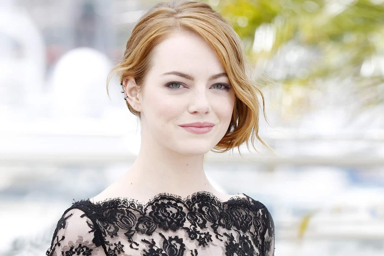 emma stone hd wallpaper