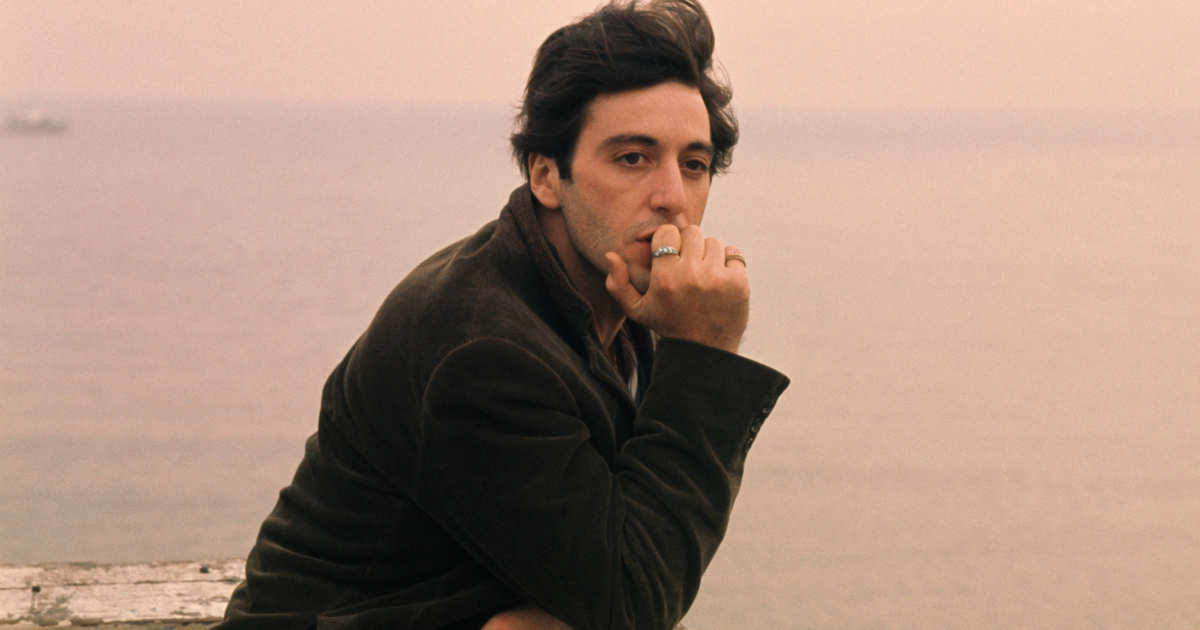 Al Pacino god father