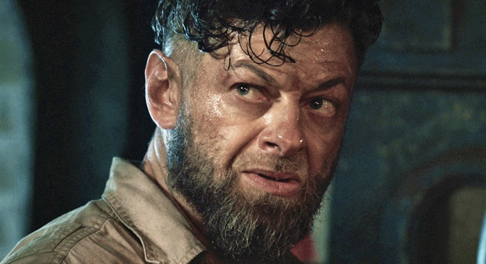 Andy Serkis weight