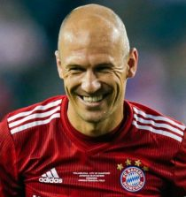 Arjen Robben Sports Persons (Football Player)