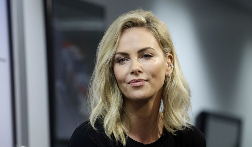 Charlize Theron South African-American Actress, Producer, Animal Rights Activist