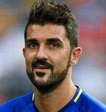David Villa  Sports Persons (Football Player)
