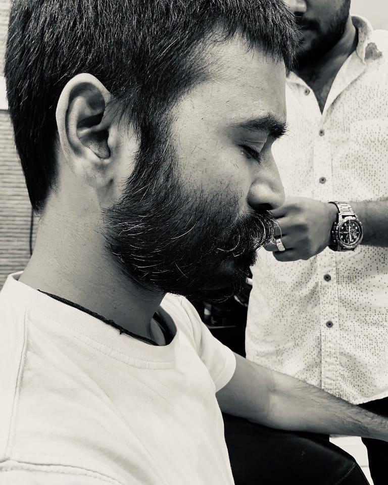 Dhanush beard