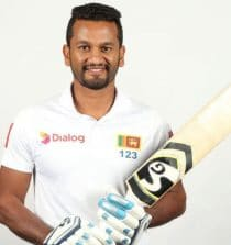 Dimuth Karunaratne Cricket Player