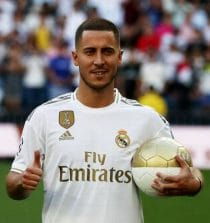 Eden Hazard Sports Persons (Football Player)