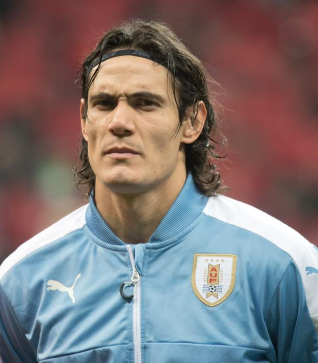 Edinson Cavani Uruguayan Football Player